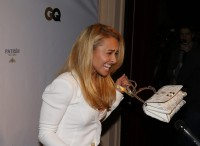 Хайден Панеттьери. Хайден Панеттьери посетила Lacoste / GQ Super Bowl вечеринка была в Elms Mansion 2 февраля 2013 года в Новом Орлеане, штат Луизиана.
