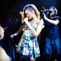 DIAMONDS WORLD TOUR: ЛАС-ВЕГАС, США (12 АПРЕЛЯ)