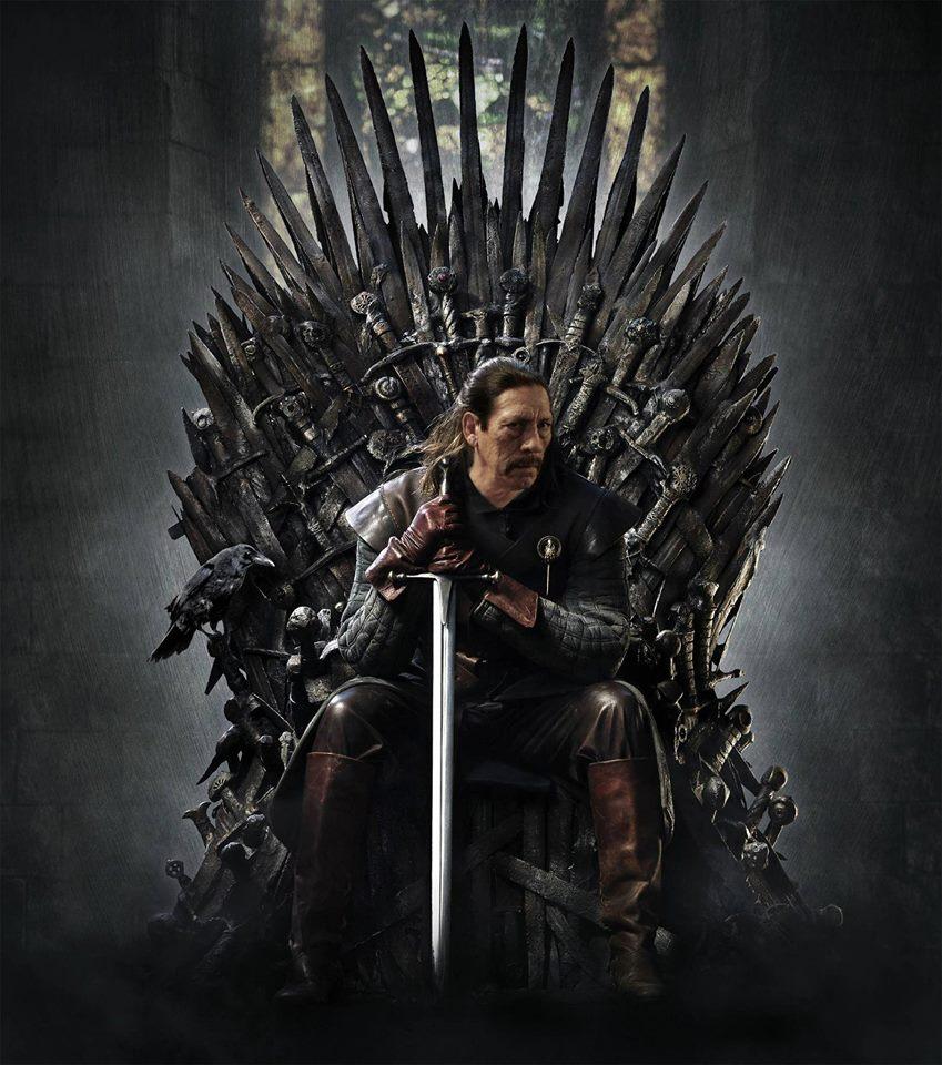 Дэнни Трехо. Мачете наш король!
