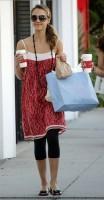 Джессика Альба. Очередной шоппинг с подружками в исполнении Джесс