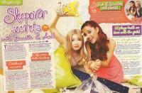 Дженнет и Ариана ответили на вопросы поклонников в журнале M Magazine