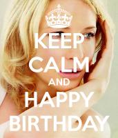 С днем рождения, Кейт!