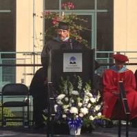 Дэнни Трехо. речь в  Mission College