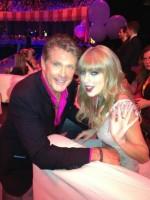 Новое фото Тейлор с MTV EMA 2012.