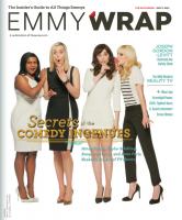 """Новые сканы из журнала """"Emmy Wrap""""."""