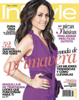 Сканы журнала «InStyle» (Март 2014).