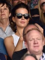 Кейт вместе с Орландо Блумом на финале Уимблдонского теннисного турнира