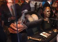 Софи на выставке в Нью-Йорке (фото с выставки - экспонаты)