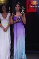 Cурия Вега. Зурия на церемонии TVyNovelas