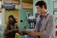 Джеймс Франко. «Восстание планеты обезьян»