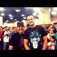 Дэнни Трехо. Alamo city Comic con