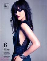 Новый скан из журнала Maxim, июнь