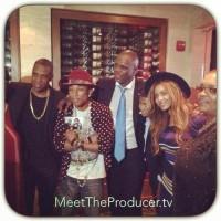 #Jayonce на праздновании дня рождения их друга Big Jon'a