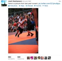 Новые твиты от Джоша
