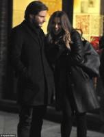 Кейт и Даниэль Брюль на съемках фильма «Лицо ангела» (7 фото)