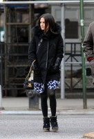 Рэйчел идет на обед в Нью-Йорке