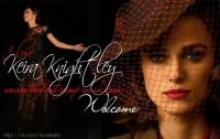 Добро пожаловать - страничка Киры Найтли!