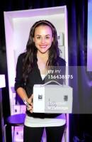 Cурия Вега. Зурия в зале с подарками церемонии Latin Grammy Awards