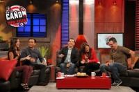 Зурия на шоу «Está Cañón»