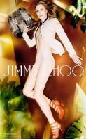 Николь для новой коллекции Jimmy Choo 2014