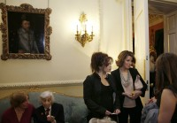 Хелена Бонэм Картер. Вечер памяти жертв Холокоста на Даунинг-стрит