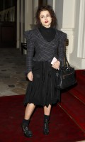 Хелена Бонэм Картер. Королевский прием в Букингемском дворце