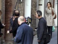 Кейт снова на съемках нового фильма «Лицо ангела» (6 фото)