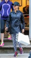 Джессика Альба на шопинге в Нью-Йорке