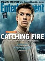 Лиам на обложке журнала «Entertainment Weekly»