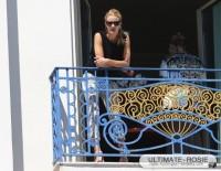 На балконе в отеле Martinez (часть 2)