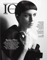 Обложка IO Donna, April 2013.