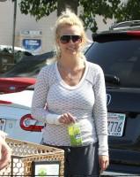 Бритни Спирс. 22 апреля - Бритни и Дэвид делают покупки в Vons в Уэстлэйке