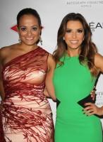 12 октября 2013 - Ева Лонгория организовала  6th Annual  Eva's Heroes Casino Night в Сан-Антонио.