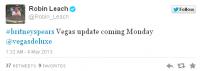 Бритни Спирс. Новости о выступлении в Вегасе будут в понедельник