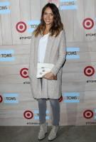 Джессика Альба на мероприятии TOMS for Target Launch в Калвер-Сити