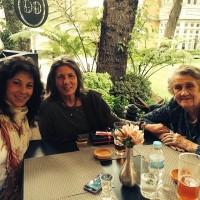 Фото из Instagram'а. Мама, свекровь и бабушка Сурии.