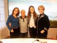 Больше фото Сурии на передаче «Todo para la Mujer» + полная запись шоу.