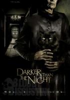 Международный постер фильма «Темнее ночи».