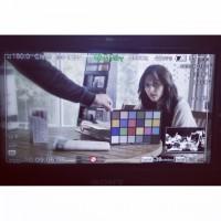 Новые фото со съемок клипа на песню «Bajemos la guardia».