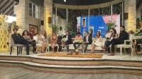 Cурия Вега. Каст сериала «Какие же они богатые, эти бедные» на шоу «Hoy».