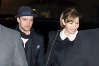 Джессика Бил. Джастин и Джессика направляются в ресторан South Hospitality.