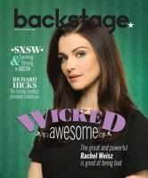 • Рейчел в журнале Backstage