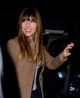 Джессика после SNL в Нью-Йорке