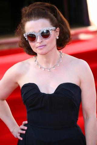 Хелена Бонэм Картер. ФОТООТЧЕТ: BAFTA TV Awards