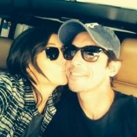 Новое фото влюбленных из Instagram'а Альберто.
