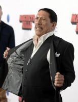 Дэнни Трехо. Премьера Machete kills в Лос-Анджелесе