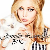 Новый снимок Дженнифер из фотосессии для февральского выпуска журнала Vanity Fair