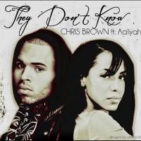 Новый сингл Криса Брауна с вокалом Алии