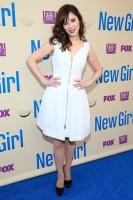 Зоуи Дешанель. 2014 FOX Upfronts - New Girl' Season 3 Finale Screening And Cast - 8 Мая, Лос-Анджелес
