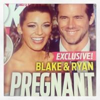 Блейк НЕ беременна от Райана!